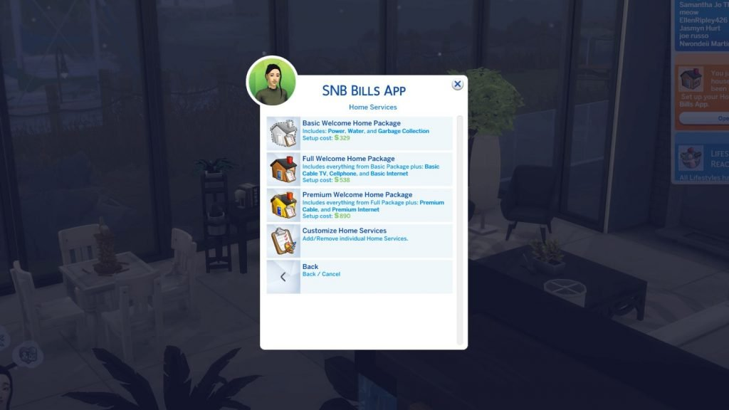 Bank Mod for Sims 4