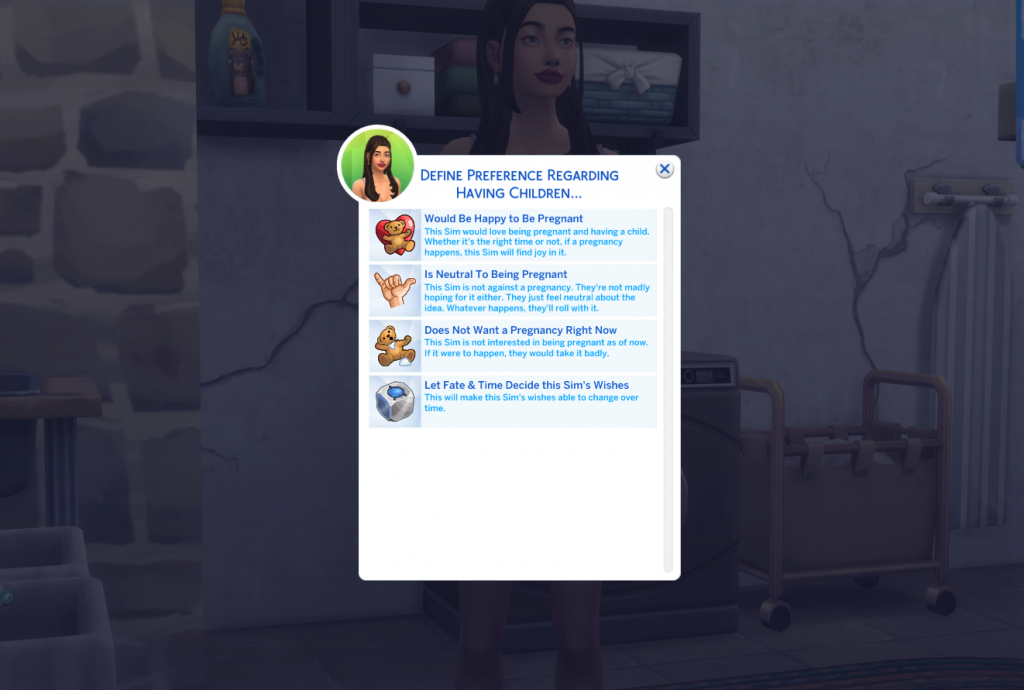 pregnancy overhaul mod for sims 4