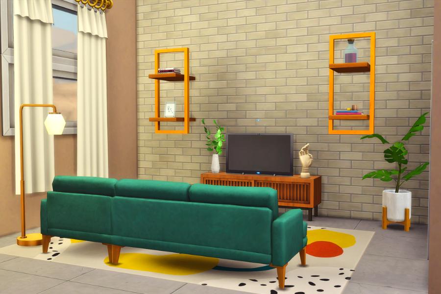 sims 4 modern furniture cc