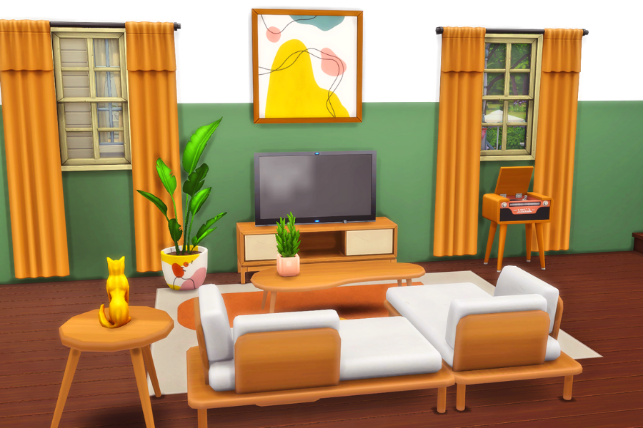 sims 4 cc pack furniture
