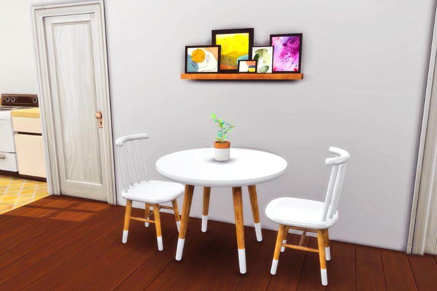 sims 4 dining room ideas