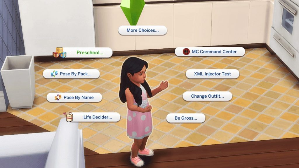 education system mod for sims 4