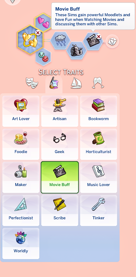 new traits mod for sims 4