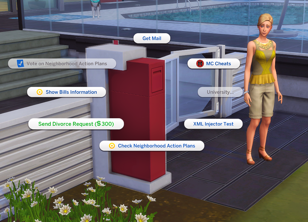 divorce mod for sims 4