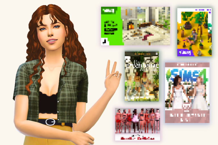 35 Essential Sims 4 CC Packs You Need in Your Game