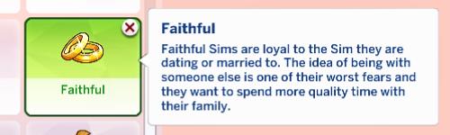sims 4 traits mods
