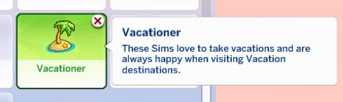 custom content traits sims 4