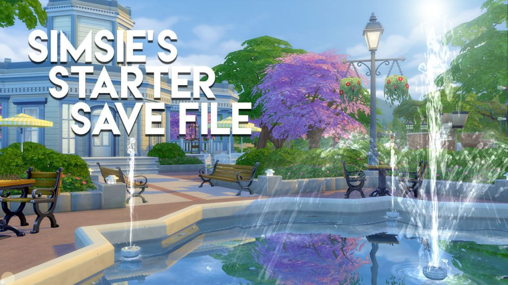 sims 4 lilsimsie save file
