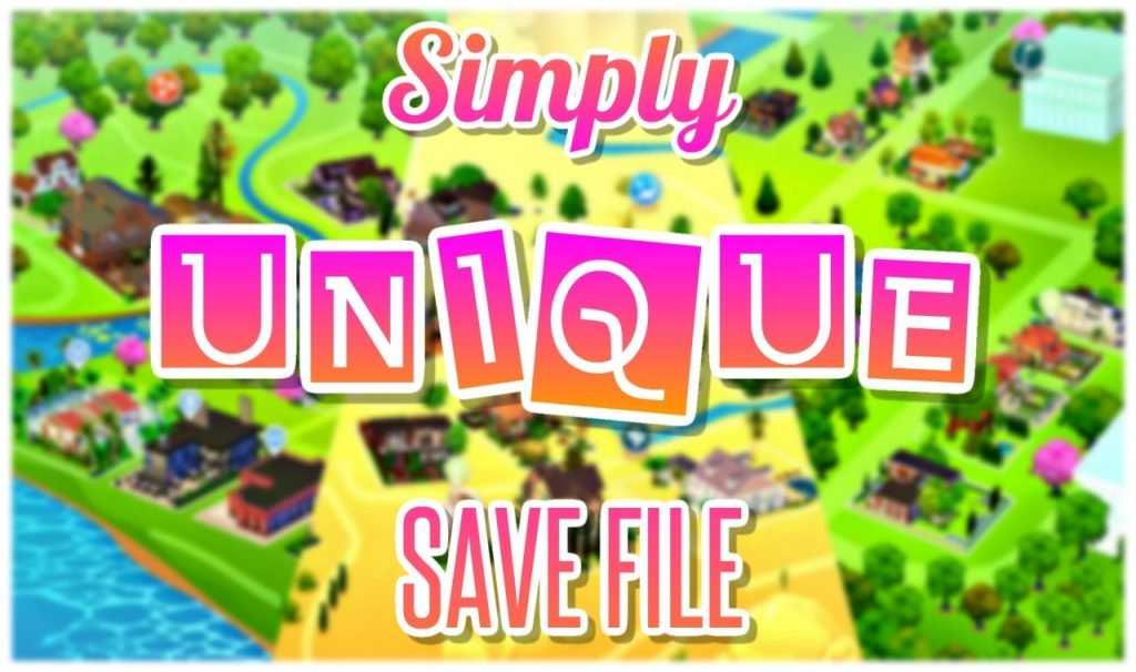 best sims 4 save files