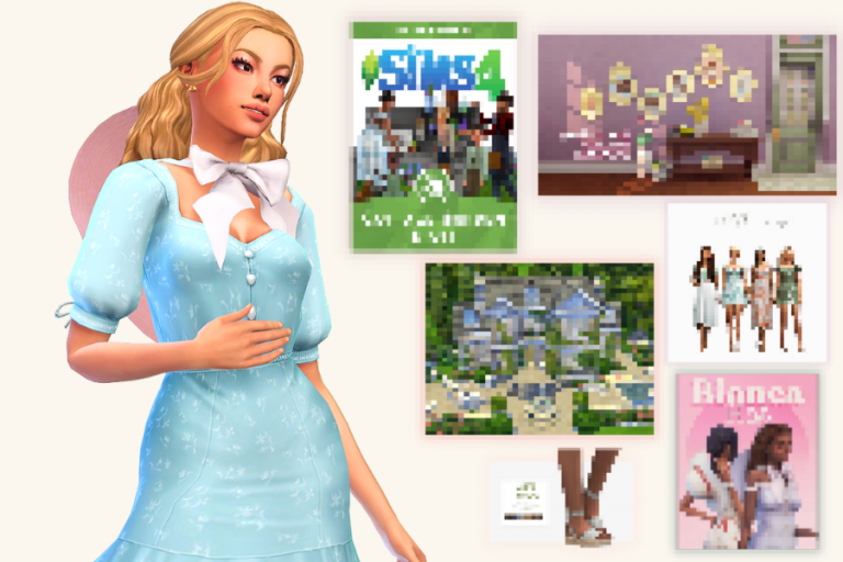 The Cutest Sims 4 Cottagecore CC (Perfect for Cottage Living Gameplay)