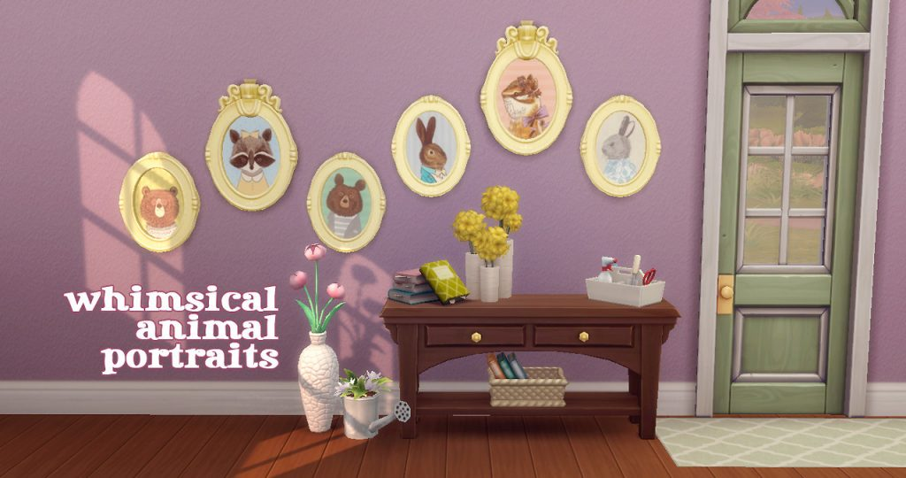 sims 4 cottagecore pack