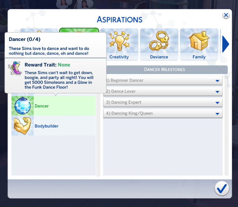 sims 4 aspirations cc
