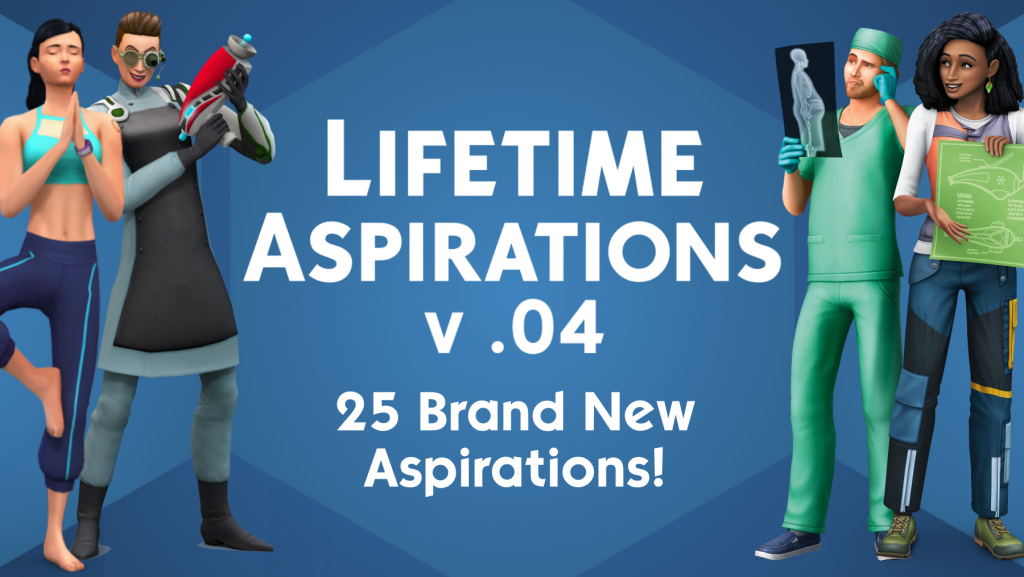 sims 4 aspirations pack
