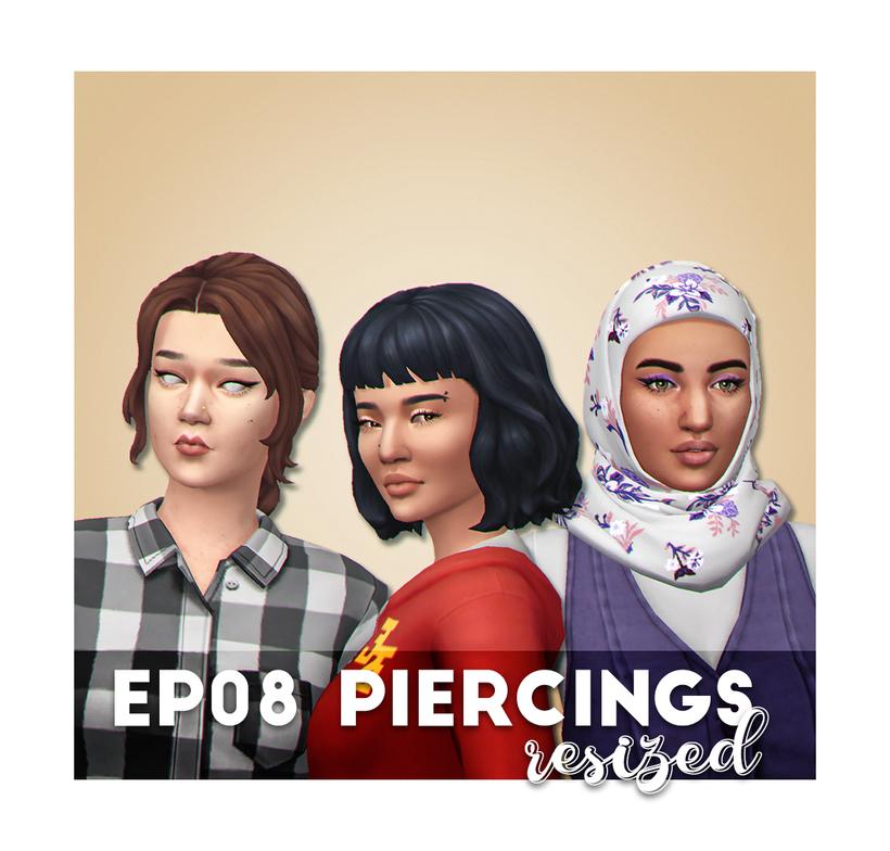 sims 4 piercings