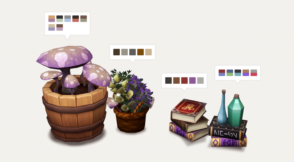 sims 4 witch clutter cc
