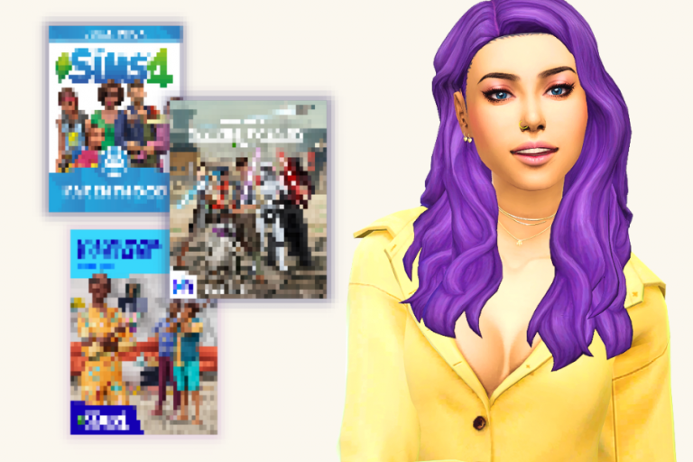 Best Sims 4 Game Packs: All of the Sims 4 Game Packs Ranked by a Real Player