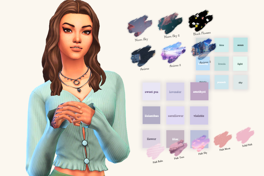 sims 4 cas backgrounds solid color