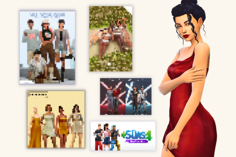 27+ Sims 4 CC Clothes Packs You Need in Your Game (Maxis Match & Free to Download)