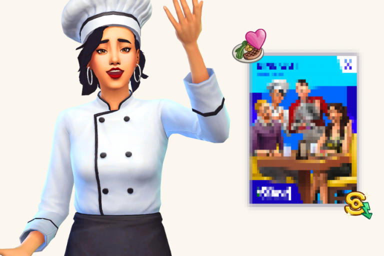 The Sims 4 Dine Out Cheats: Restaurant Cheats for Additional Host, Training Employees, & Perk Points