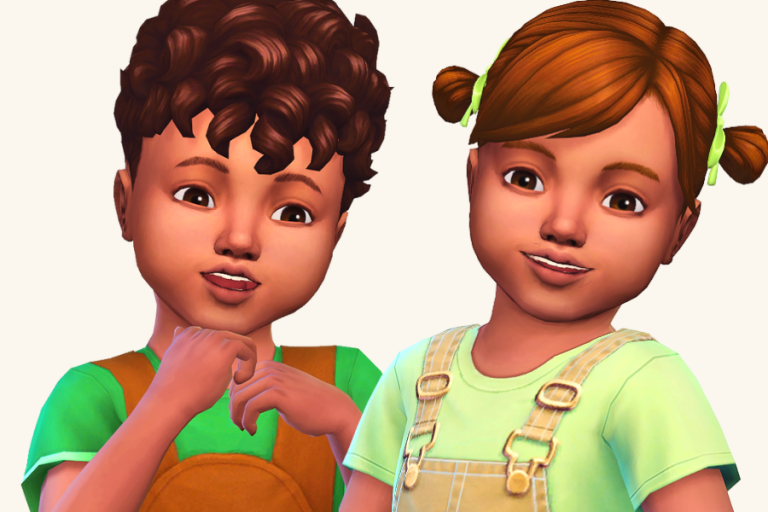 The Sims 4 Toddler Cheats: Cheat Toddler Skills, Character Values, Needs, & Moods
