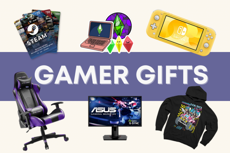 The Absolute Best Gamer Gifts For Every Budget