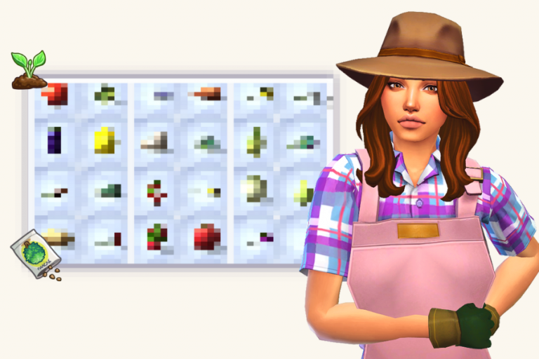 Sims 4 Grafting Combos List: How to Grow Cow Berry, Orchid, Dragonfruit, & More