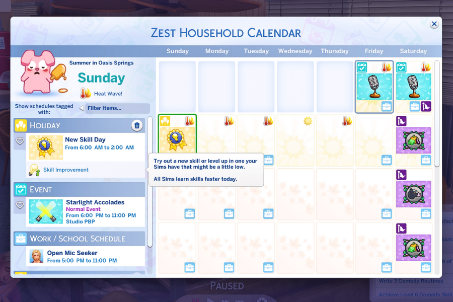 sims 4 satisfaction points cheat 2021